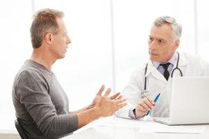 Не стоит стесняться обращаться к врачу!
