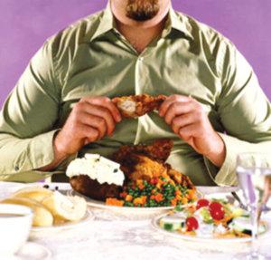 Уровень ТГ повышается при неправильном питании