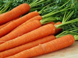 Морковь - очень полезный овощ