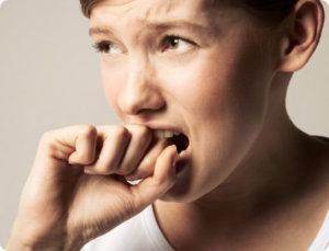 Раздражительность - симптом заражения гельминтами.