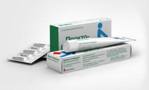 Прокто-Гливенол бывает и в виде ректального крема