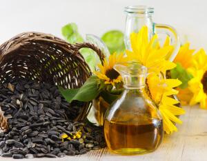 Подсолнечное масло помогает при