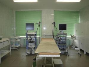 Оборудование для проведения дуоденоскопии