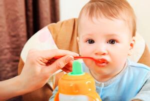 диета при поносе у ребенка