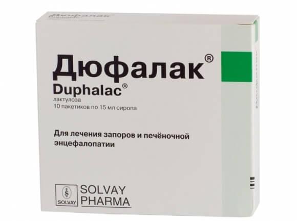 Дюфалак - способ применения и особенности препарата