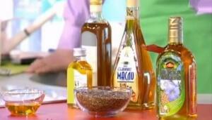 Льняное масло от запоров