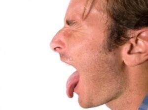 горечь во рту после еды