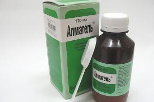 Альмагель: инструкция по применению ознакомит с препаратом