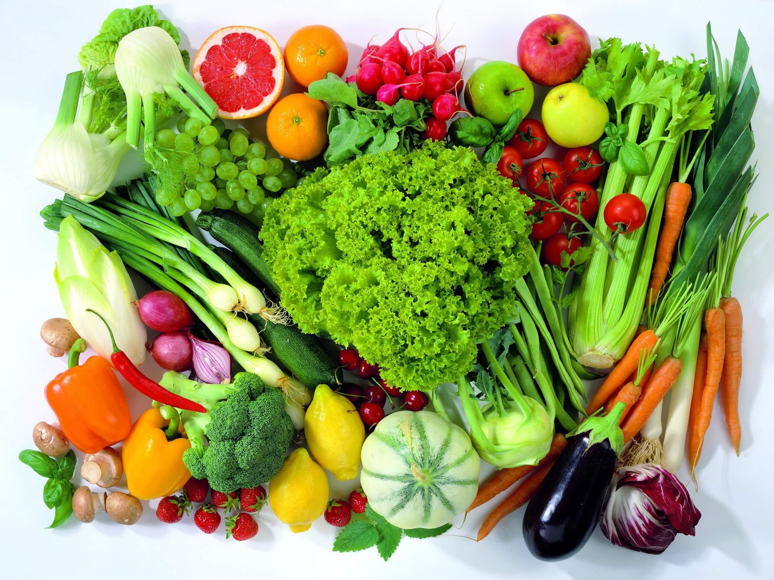 Правильное питание сохранит и приумножит здоровье
