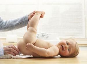 у новорожденного жидкий стул