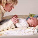Запор у малыша