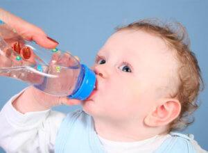 Питьевой режим малыша