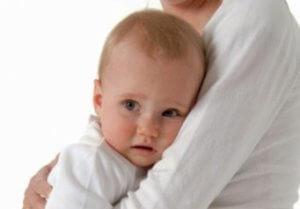 Вздутия в малышей