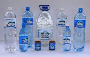 Лечебно столовая вода