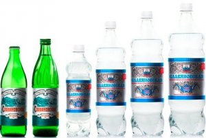 Славяновская минеральная вода