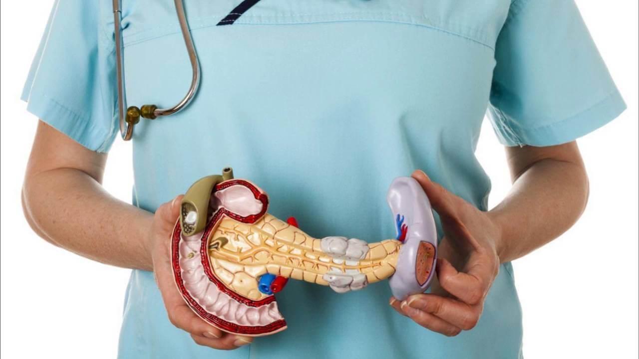 История болезни хронический панкреатит: стандартный пример