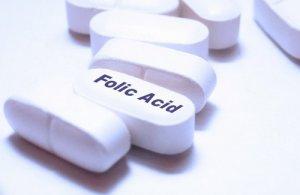 Фолиевая кислота - водорастворимый витамин