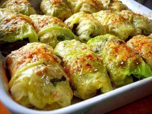 что приготовить из капусты белокочанной