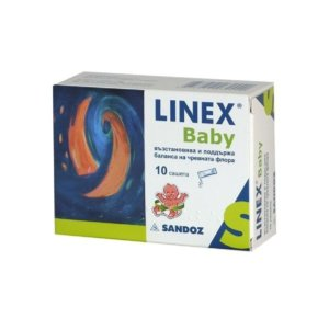 Таблетки Линекс инструкция