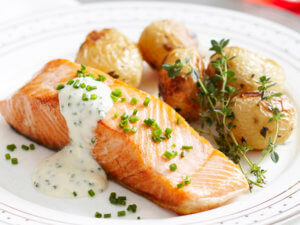 Отварной картофель: калории
