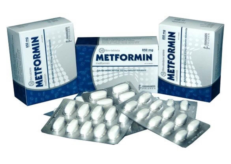 Метформин: побочные действия, механизм действия и возможные побочные эффекты