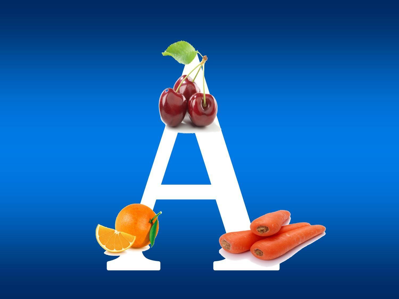 В чем находится витамин А: польза для организма