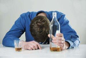 Черная рвота после алкоголя