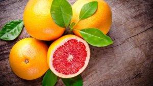 Грейпфрут однин из самых полезных фруктов