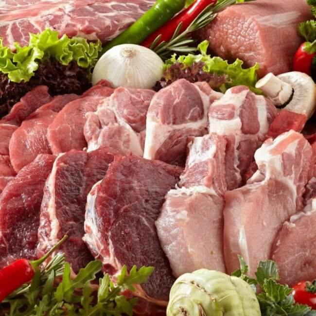 Сорта мяса