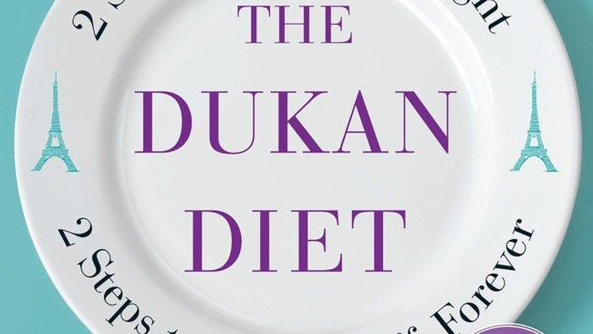 Тарелка диета Дюкана
