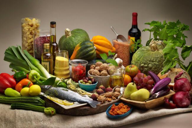 Продукты, рекомендуемые при высоком холестерине