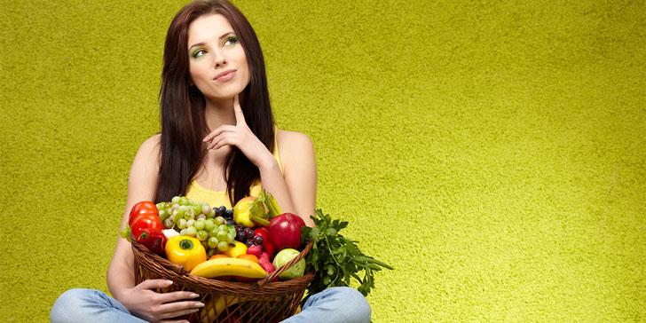 Правила диеты при молочнице у женщин