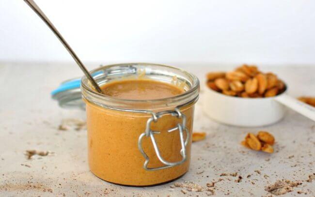 Паста из арахиса