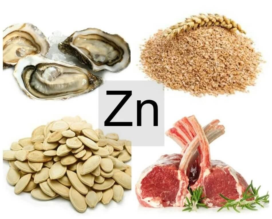 Для чего нужен цинк организму и в каких продуктах его много