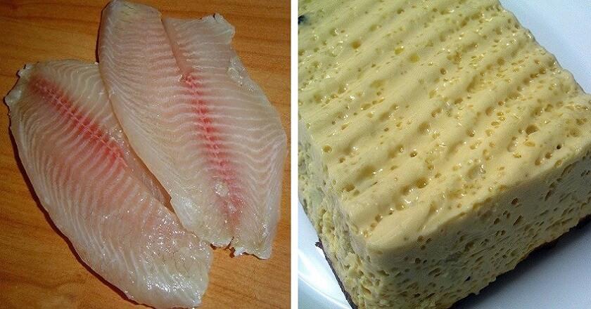 Как приготовить вкусное диетическое суфле из рыбы