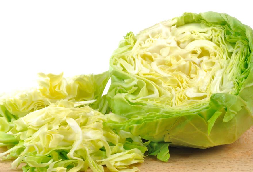 В чем польза свежей капусты для здоровья человека