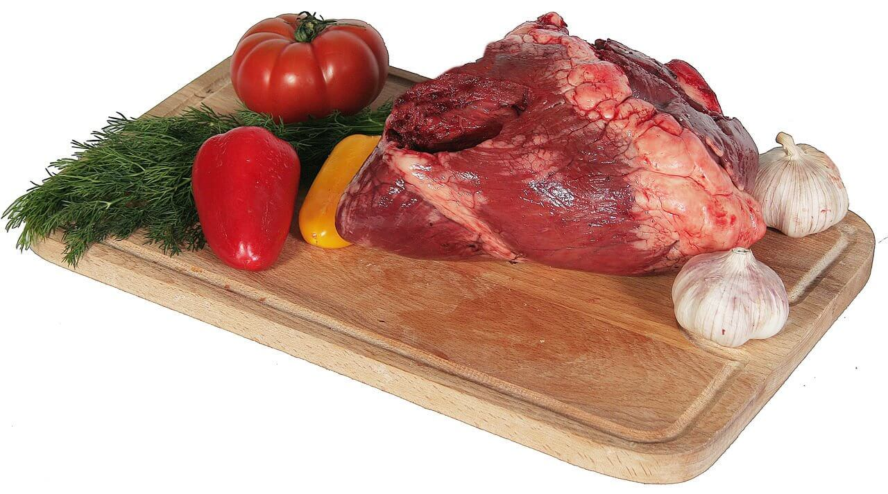 Польза и вред говяжьего сердца, правила приготовления