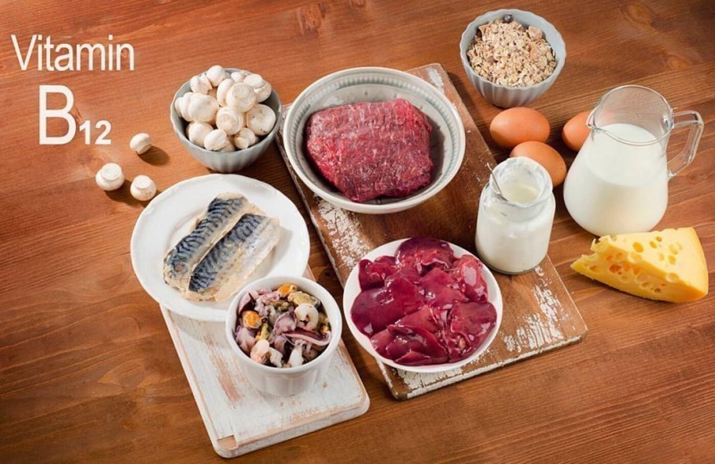 Какие существуют продукты, богатые витамином В12, и как их правильно употреблять