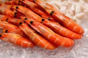 Сколько белка в креветках, какова калорийность продукта и его роль в диетологии