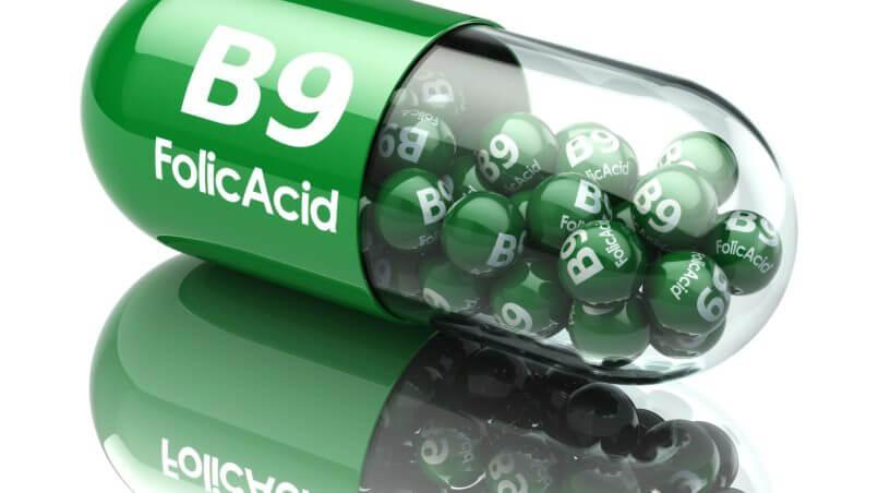 Продукты, богатые фолиевой кислотой и правила их употребления