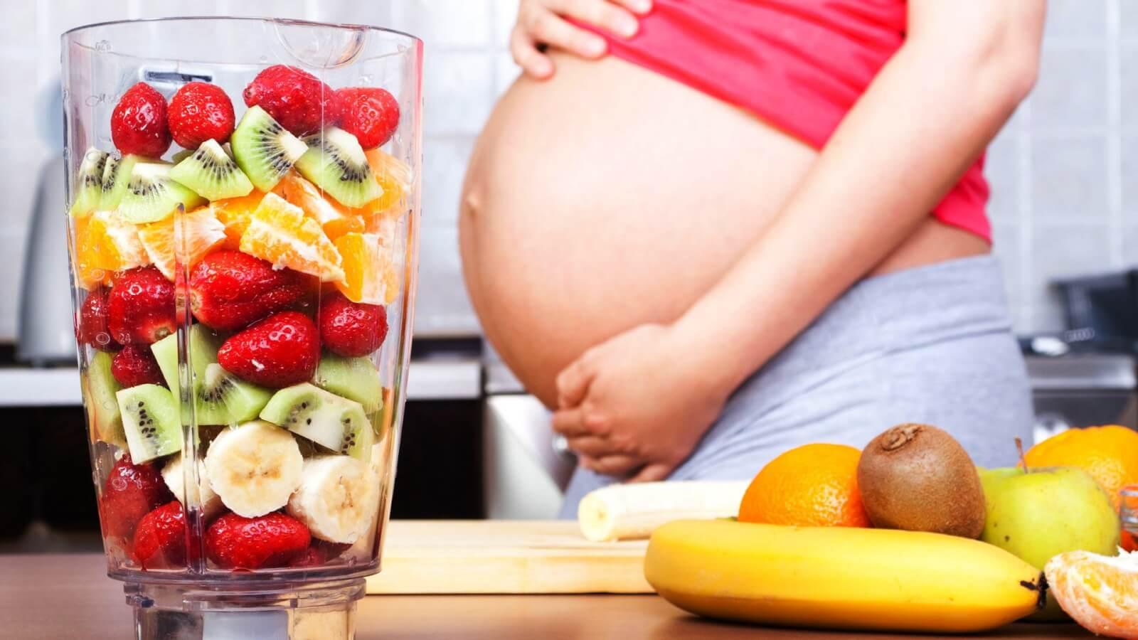 Фрукты при беременности – витаминный заряд для здоровья будущих мам и малышей