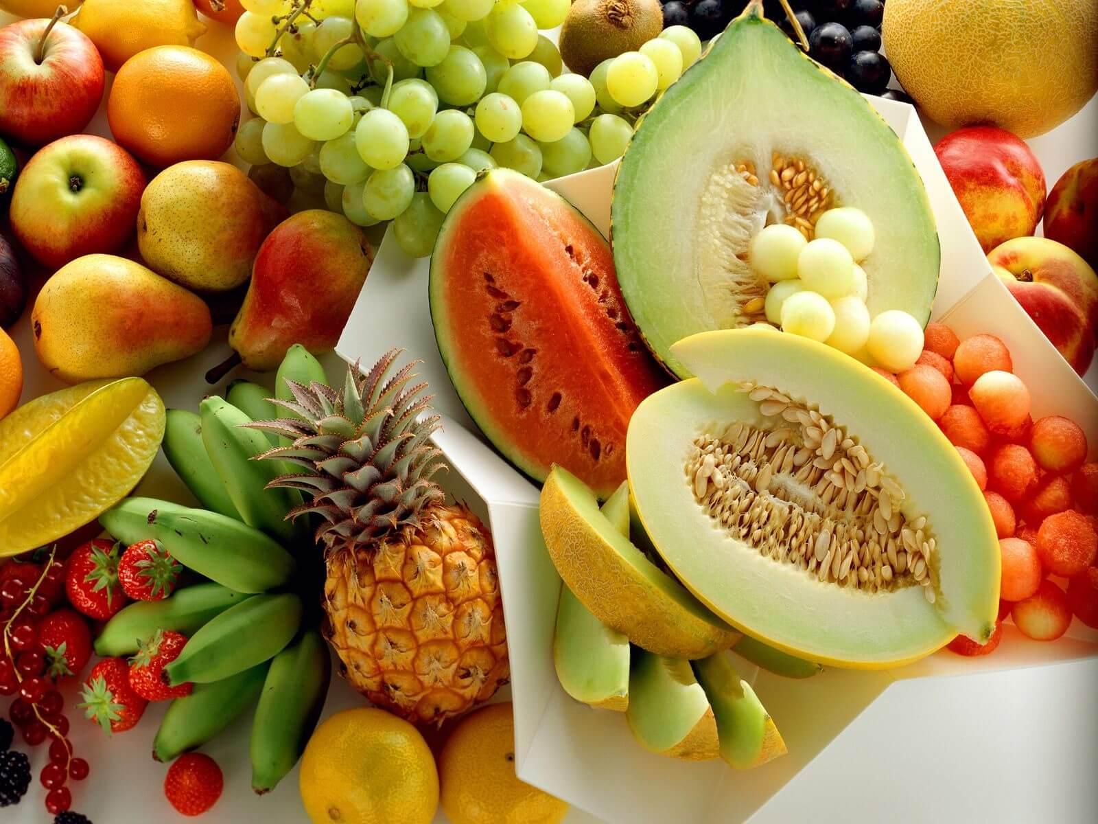 Диетические фрукты - самые лучшие и правильные для похудения