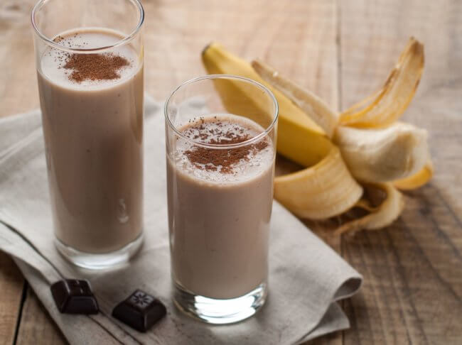 Напиток из какао
