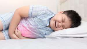 Боль в животе у ребенка