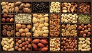 Роль орехов для здоровья